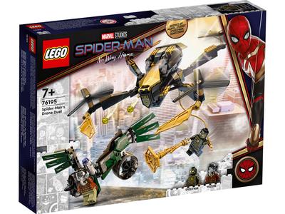 LEGO Marvel 76195 Spider-Man's droneduel