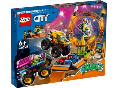 LEGO City 60295 Stuntshow arena