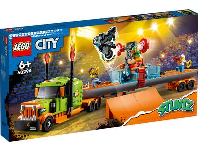 LEGO City 60294 Stuntshowtruck