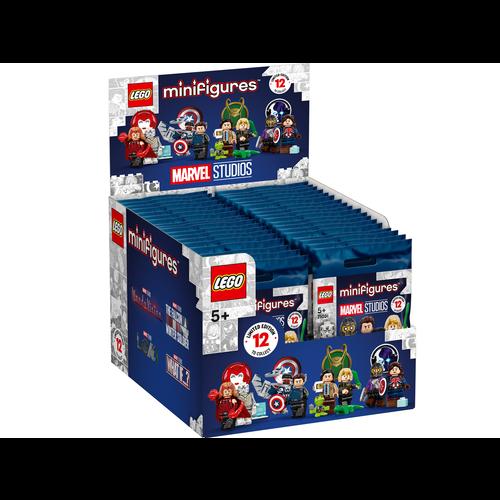 LEGO Minifiguren 71031 Marvel Studios Doos 36 st