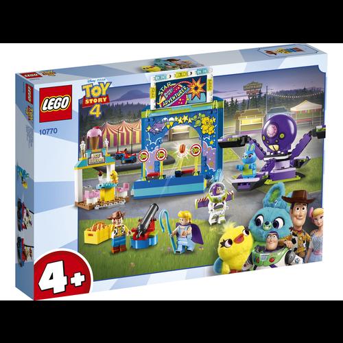 LEGO Toy Story 10770 Kermismania van Buzz en Woody