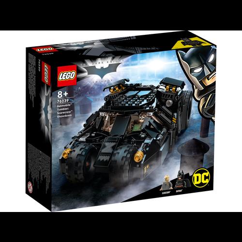 LEGO DC Batman 76239 Batmobile Tumbler: Scarecrow krachtmeting