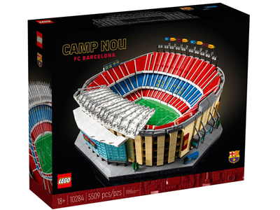 LEGO Creator Expert 10284 Camp Nou – FC Barcelona
