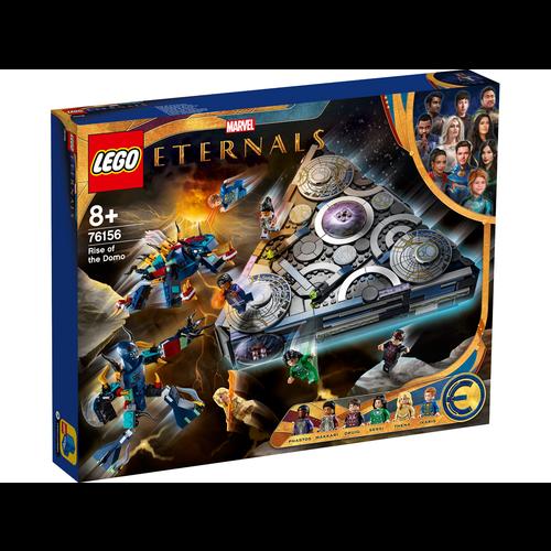 LEGO Marvel 76156 Marvel Opkomst van de Domo
