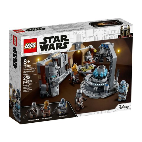 LEGO Star Wars 75319 De Mandalorian wapensmederij