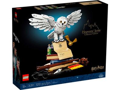 LEGO Harry Potter 76391 Zweinstein™ Iconen verzamelobjecten
