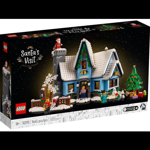 LEGO Creator Expert 10293 Bezoek van de Kerstman
