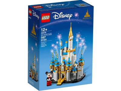 LEGO Exclusief 40478 Mini Disney kasteel