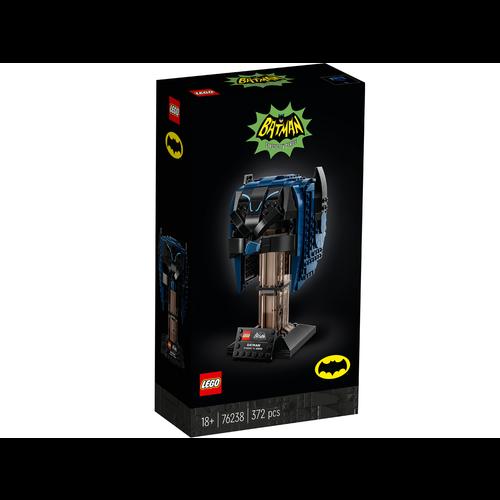 LEGO Batman 76238 Klassieke tv-serie Batman masker