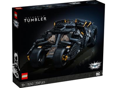 LEGO Batman 76240  DC Batmobile Tumbler
