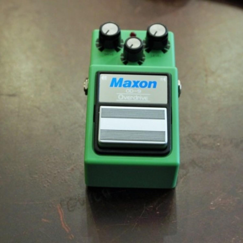 Maxon Maxon OD9 tube screamer