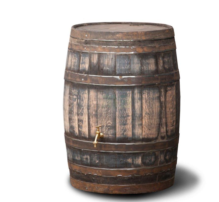Regenton Whiskyvat 195 liter - Hergebruikt - Robuust