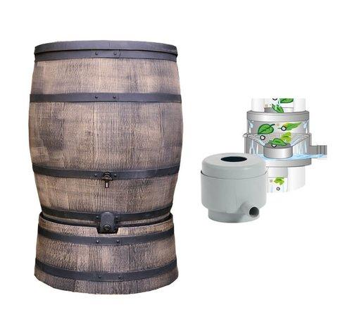 Roto Regentonset Roto 350 liter + Voet + Vulautomaat