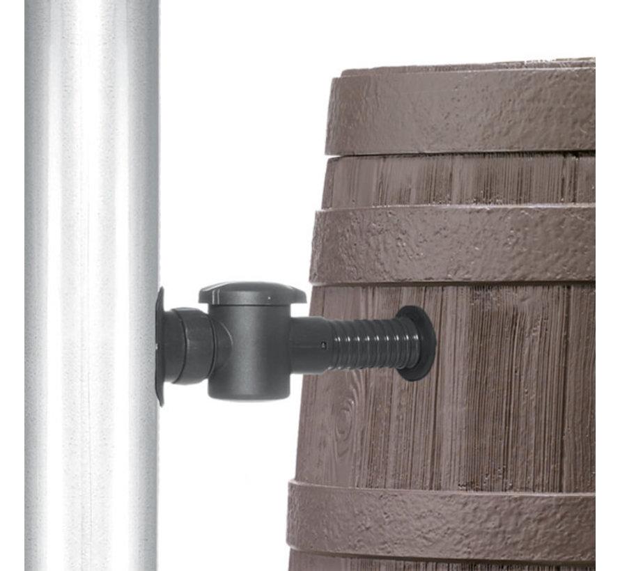 Barrica regenton - 260 liter - Darkwood