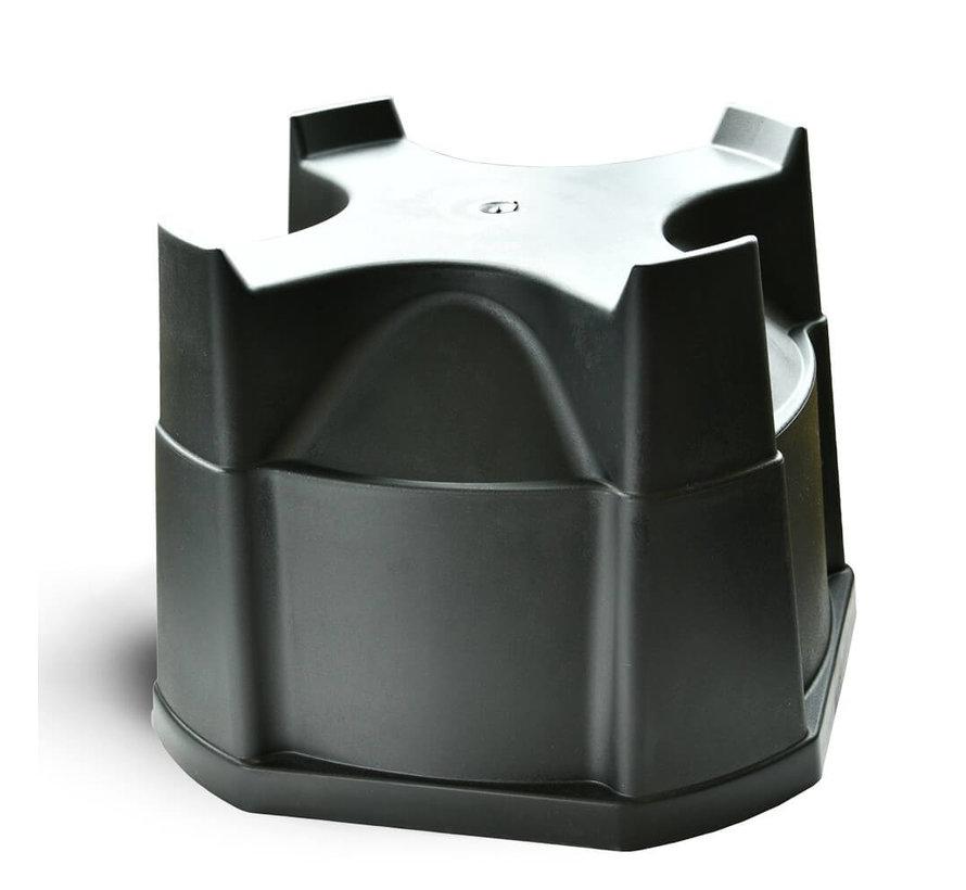 Mini Rainsaver - Voet - Zwart
