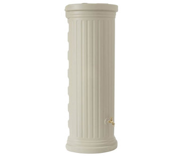 Garantia Regenton Column Muur - 350 liter Zandbeige