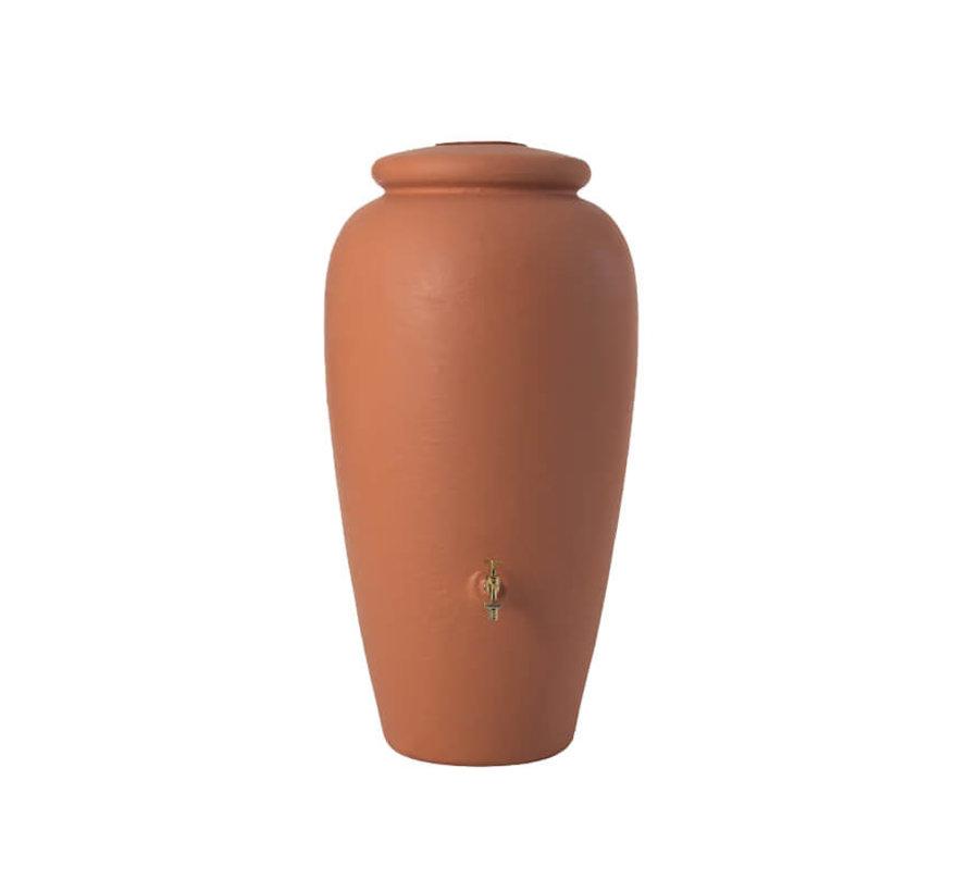 Regenton Amphore - 500 liter - Terracotta