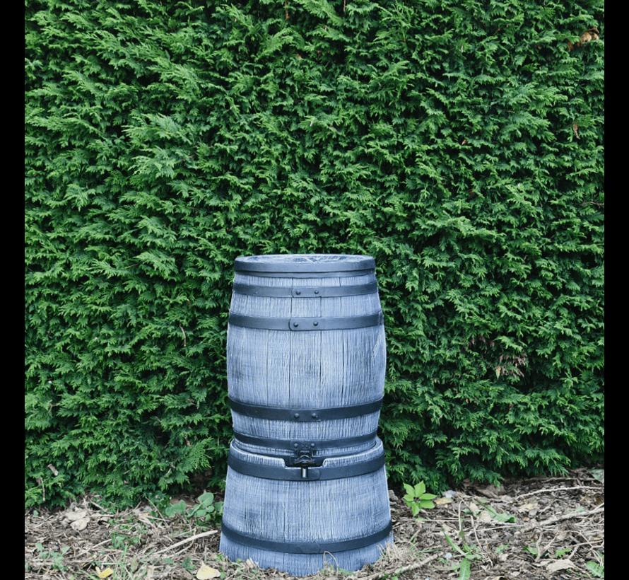 Roto Regenton Voet - 50 Liter - Grijs