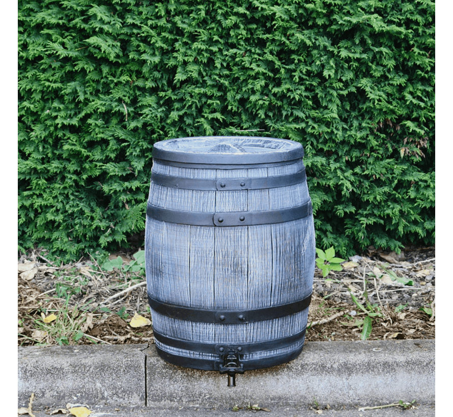 Roto Regenton 50 Liter - Grijs
