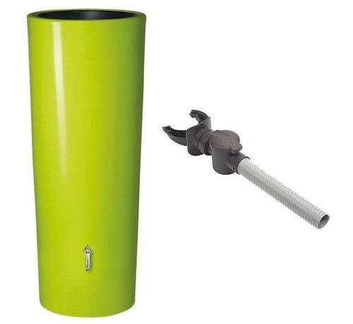 Garantia Regenton 2 in 1 - 350 Liter - Apple + Vulautomaat