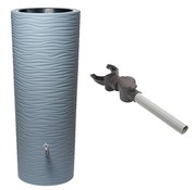 Garantia Regenton 2 in 1 - 350 Liter - Ocean + Vulautomaat
