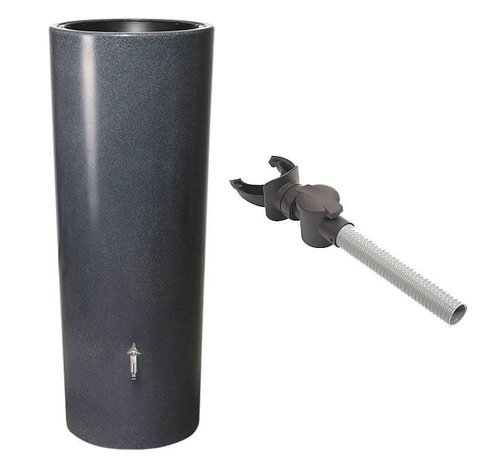 Garantia Regenton 2 in 1 - 350 Liter - Lava + Vulautomaat