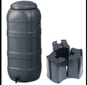 Harcostar Regenton Rainsaver Antraciet 100 liter + Voet