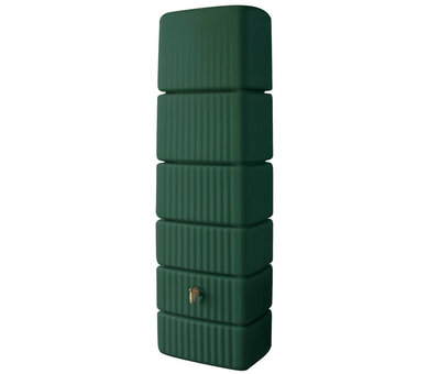 Garantia Regenton Slim Groen 300 liter