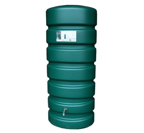 Garantia Regenton Classic Groen 650 liter