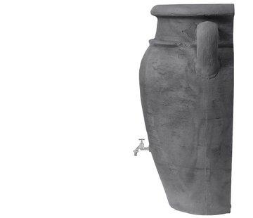 Garantia Regenton Wand Amphore Antraciet 260 liter
