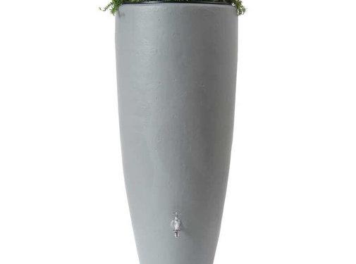 Garantia Regenton + Plantenbak 2 in 1 Grijs 300 liter
