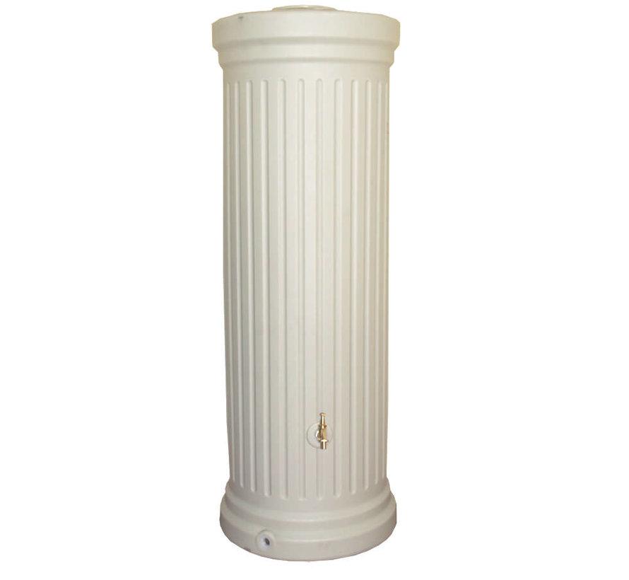 Regenton Zuil Zandbeige 500 liter