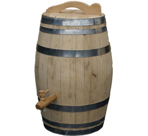 Meuwissen Agro Houten Regenton - 50 Liter Kastanje + Kraan / Handvat