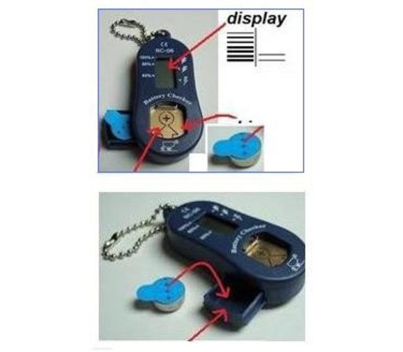Rayovac Batterietester Schlüsselanhänger