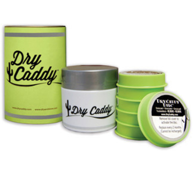 Dry and Store Dry Caddy Trockenbox für unterwegs