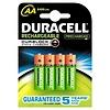 Duracell Duracell AA 2400mAh rechargeable (HR6) - 1 Packung (4 Batterien)