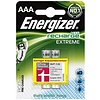 Energizer Energizer Recharge Extreme AAA 800mAh (HR03) - 1 Packung (2 Batterien)