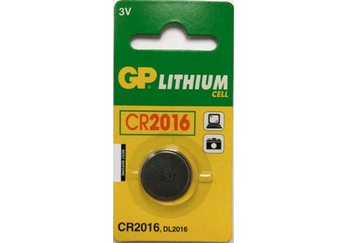 GP GP Lithium CR2016 3V Blister 1