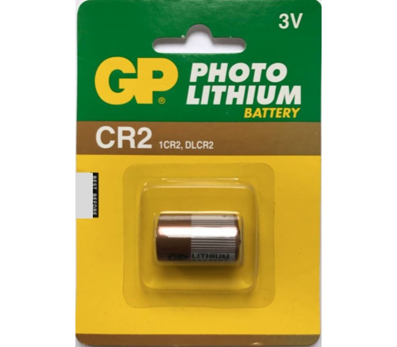 GP Photo Lithium CR2 3V (DLCR2) Blister 1
