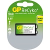 GP GP 9V (8.4V) 150mAh ReCyko+ (rechargeable) - 1 Packung (1 Batterie)