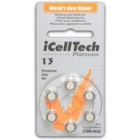 iCellTech 13DS Platinum - 10 Päckchen