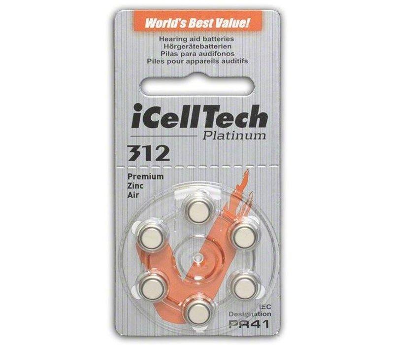 iCellTech 312DS Platinum - 1 Päckchen