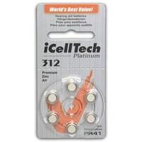 iCellTech 312DS Platinum - 10 Päckchen