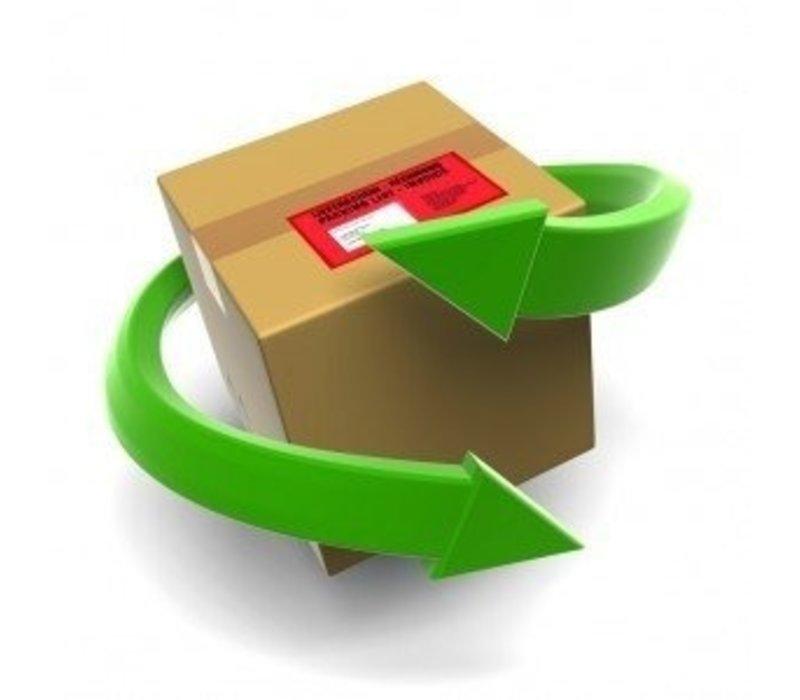 Schneller: PAKET Versand-Track-Trace (statt Briefpost)