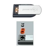 PowerOne pocketcharger Ladegerät für 2 ACCU plus Typ 675