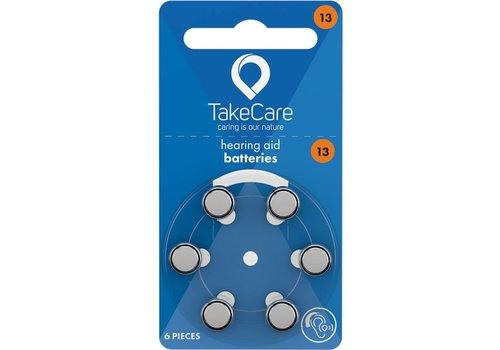 Take Care Take Care 13 Orange (PR48)  - 10 Päckchen **SUPER ANGEBOT**