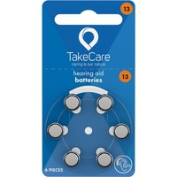 Take Care 13 Orange (PR48)  - 20 Päckchen **SUPER ANGEBOT** (120 Hörbatterien)