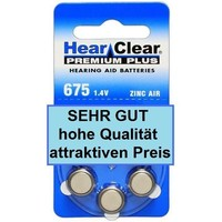 HearClear 675 Premium Plus - 10 Päckchen