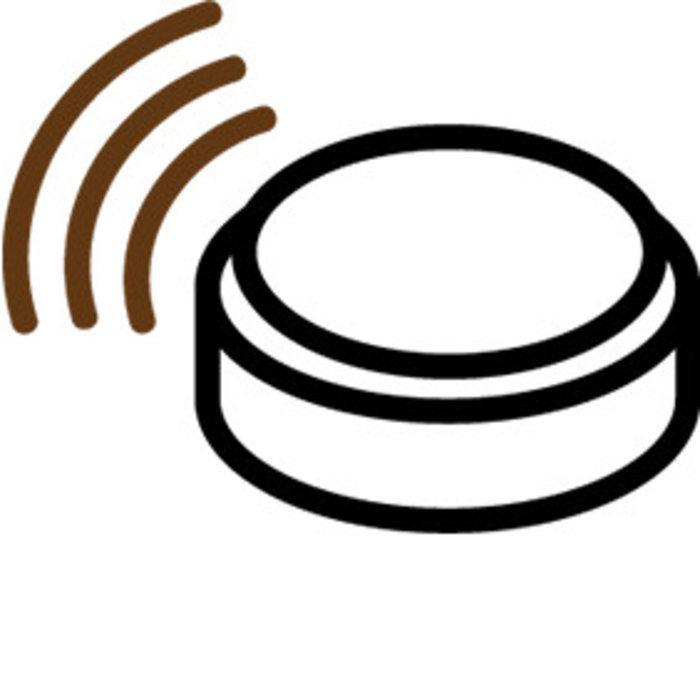 Hörgerätebatterien Typ 312 (PR41) Braun