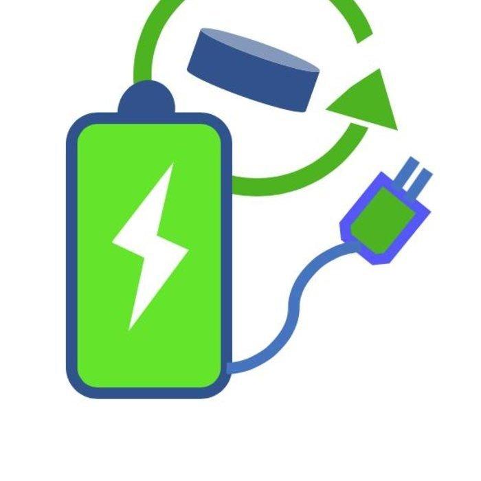 Ladegeräten für Hörgerätebatterien